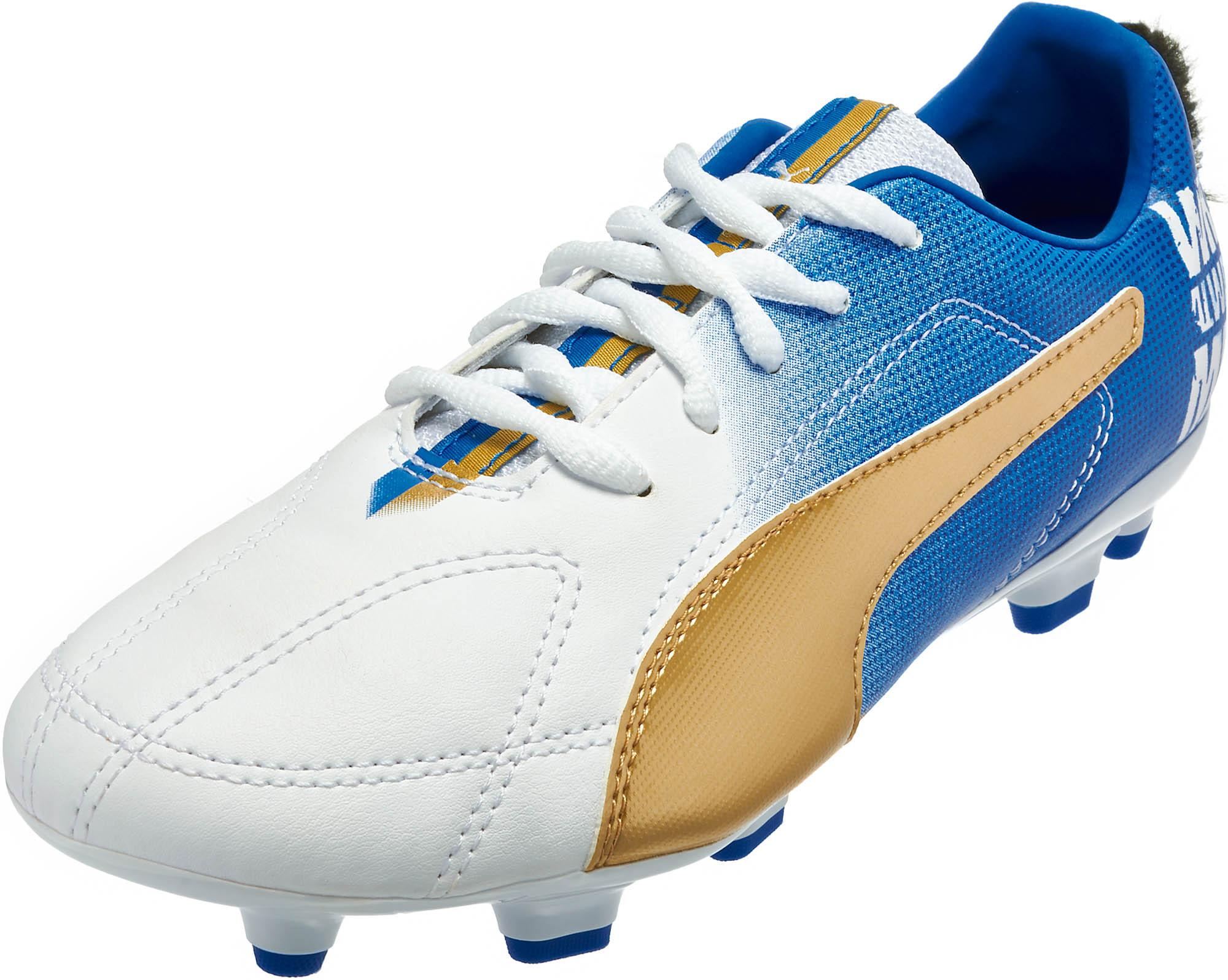 Puma Kids Mario Balotelli Soccer Cleats - Puma MB9 FG Jr ed759c467