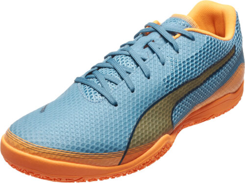 PUMA Invicto Fresh Sala – Blue Heaven/Orange Pop
