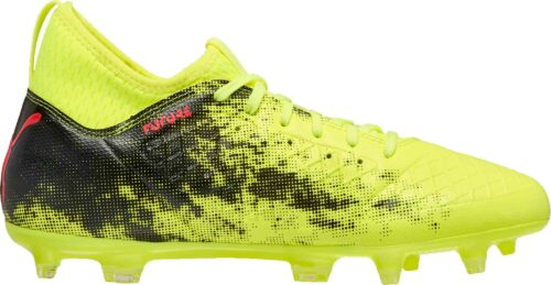 PUMA Future 18.3 FG – Fizzy Yellow/Red Blast