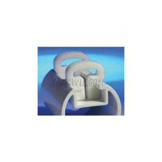 KwikGoal Kwik Lock White Net Clips – 50 Pack