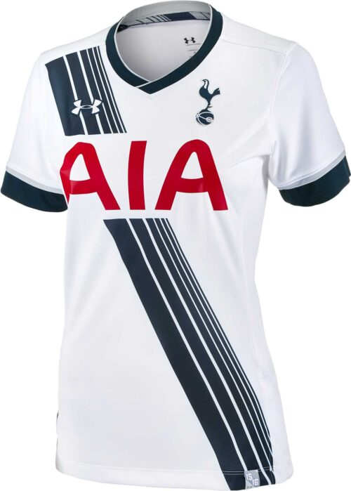 Under Armour Womens Tottenham Home Jersey 2015-2016