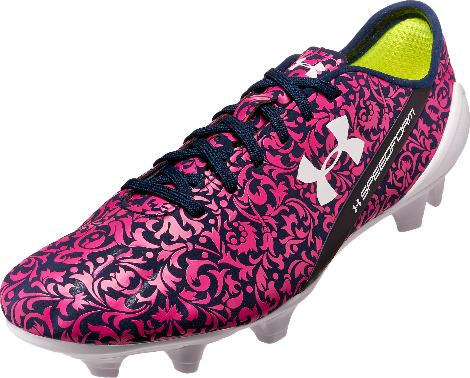 cd292914755 Under Armour Speedform CRM - Breast Cancer Awareness Cleats