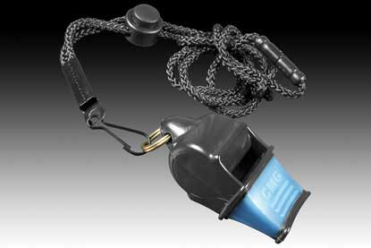 KwikGoal Fox 40 Sonic Blast CMG Whistle