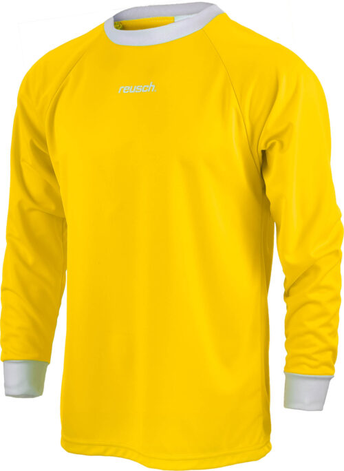 Reusch Solid Goalkeeper Jersey – Yellow