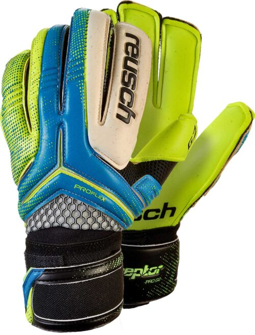 Reusch RE:CEPTOR Pro G2 Goalkeeper Gloves – Ocean Blue