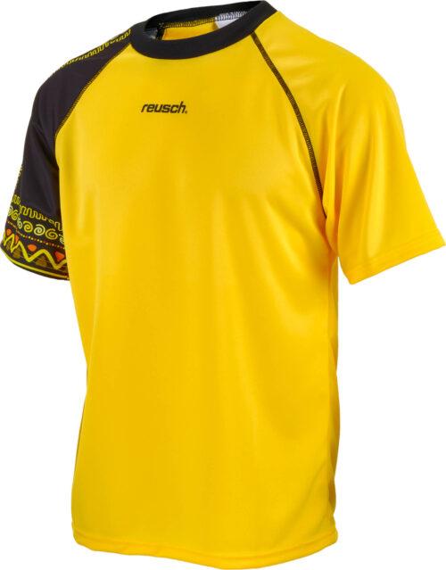 Reusch Aztec S/S Goalkeeper Jersey – Yellow