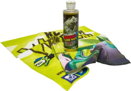 Reusch Re:Invigorate Wash/Towel/Key Chain