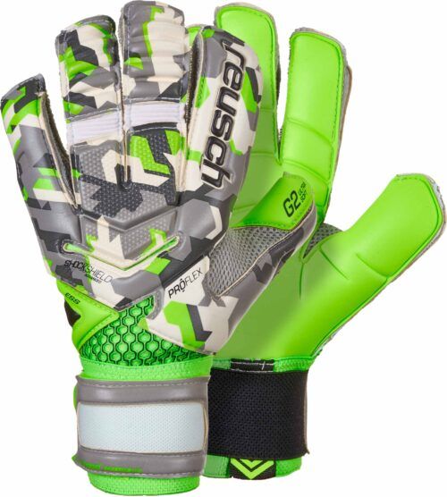 Reusch Re:Load Deluxe G2 Goalkeeper Gloves – Camo