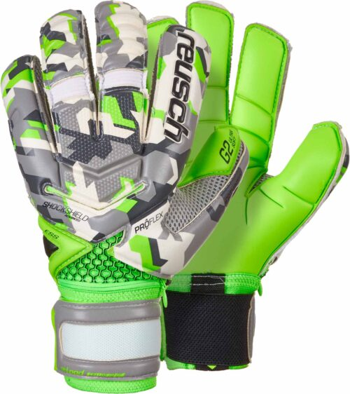 Reusch Re:Load Pro G2 Ortho-Tec Goalkeeper Gloves – Camo