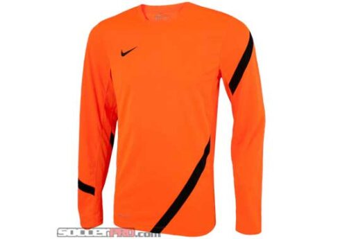 Nike Long Sleeve Training Top 1  Total Orange