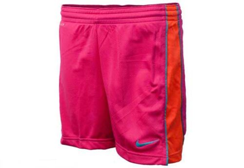 Nike Womens E4 Short  Pink Force/Turquoise