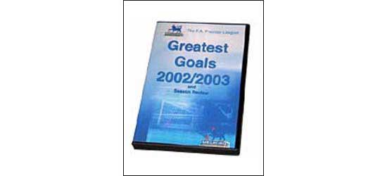 English Premier League 2002 03 image