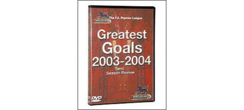 English Premier League Review/Goals of the Season  200304