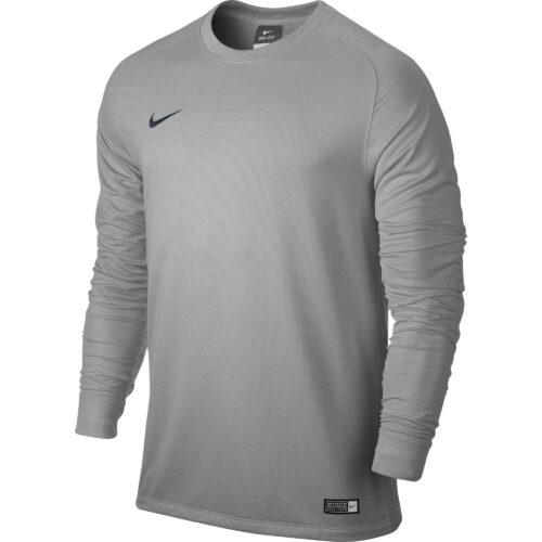 Nike Kids Park II Goalkeeper Jersey – Matte Silver