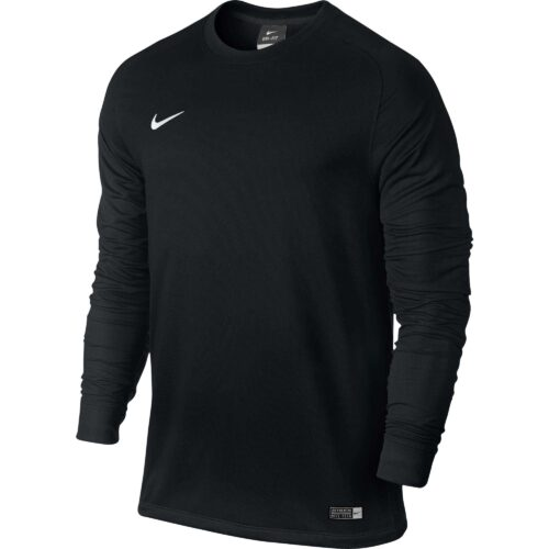 Nike Kids Park II Goalkeeper Jersey – Black