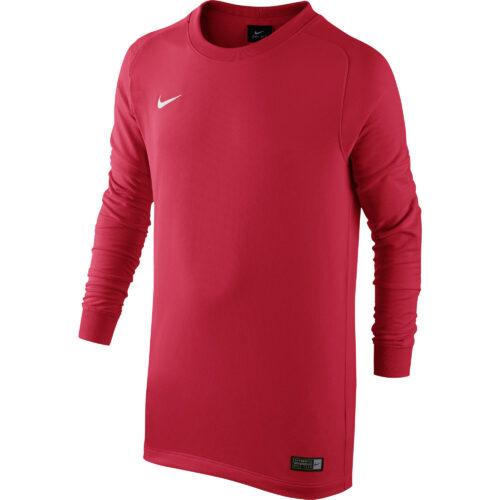 548c9820312 Nike Kids Park II Goalkeeper Jersey – Scarlet