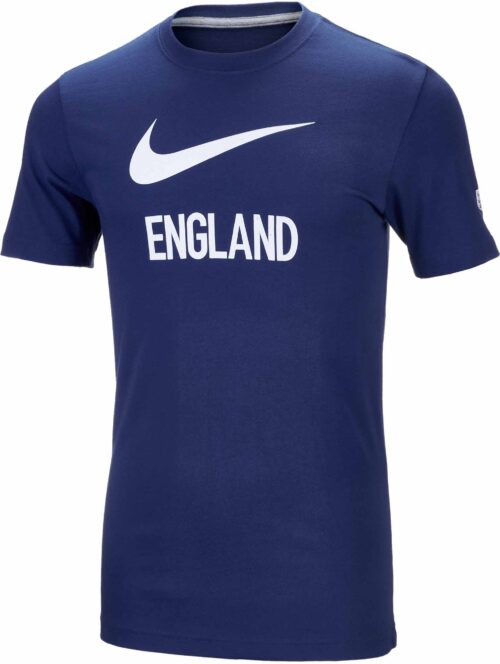 Nike England Basic Tee  Dark Heather Grey