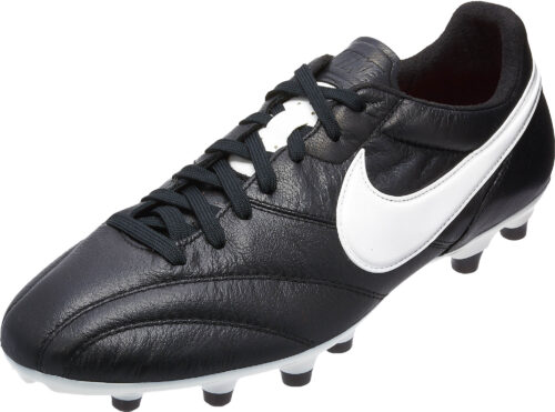 Nike Premier FG Soccer Cleats – Black/White