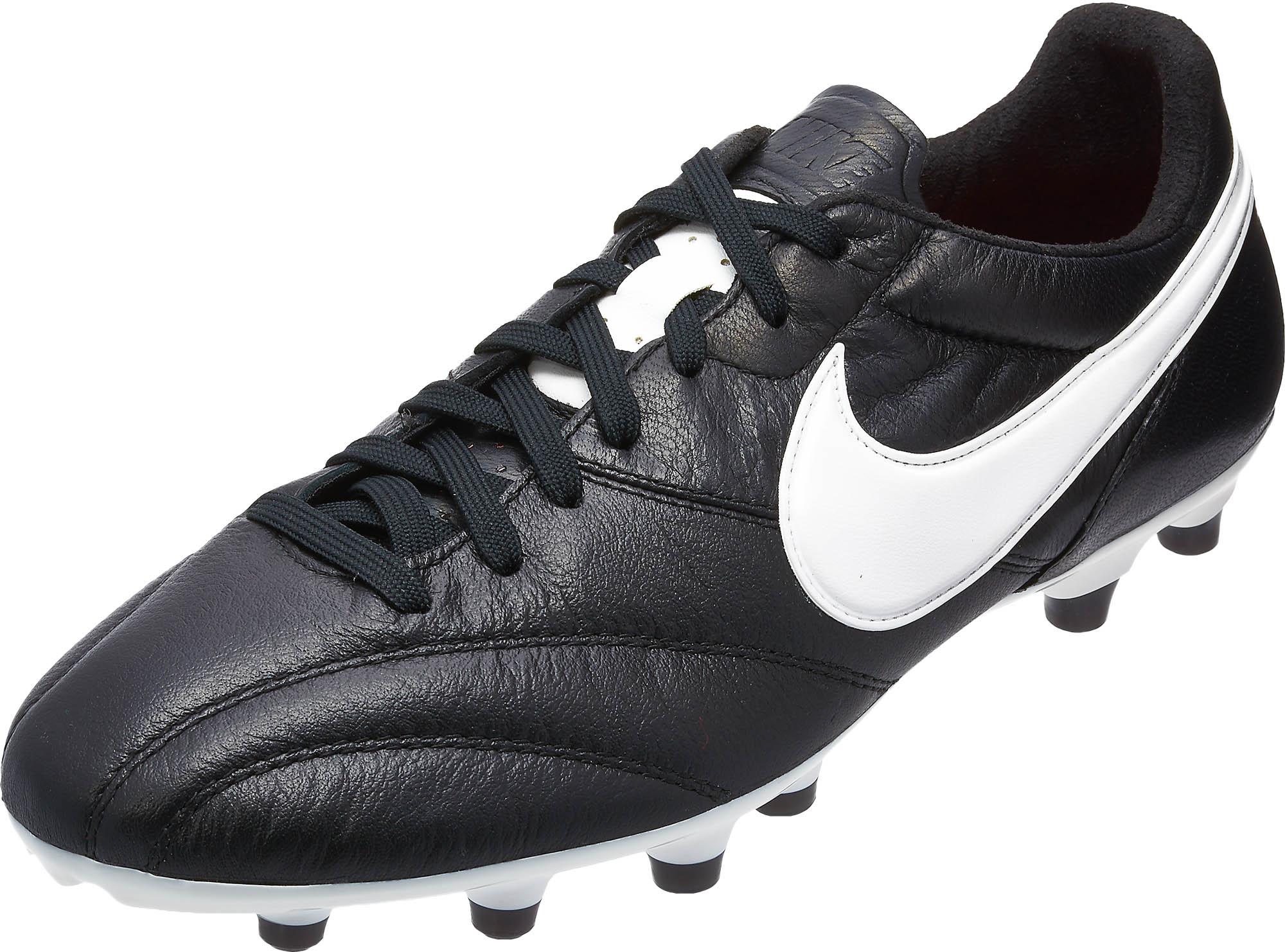 The Nike Premier FG - Black Nike Premier Soccer Cleats fb577d3ca