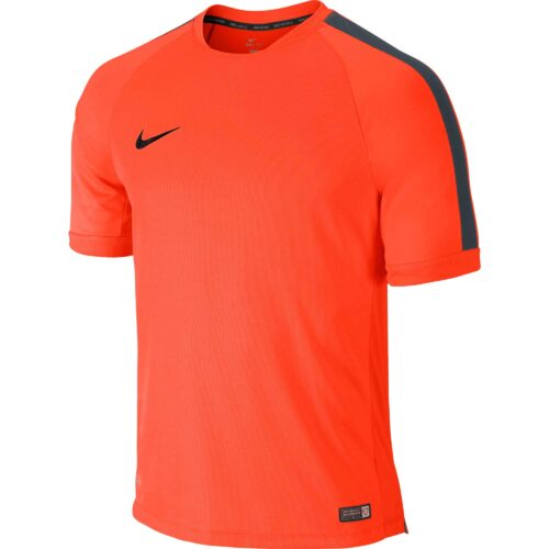 Nike Squad Flash Training Top – Hyper Crimson