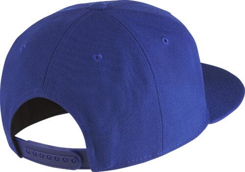 Barcelona True Hat – Deep Royal Blue/Noble Red