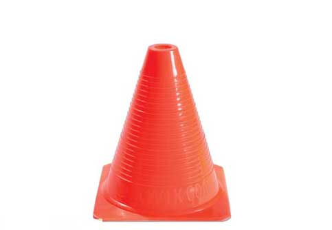 KwikGoal 6 inch Orange Practice Cones – 12 Pack