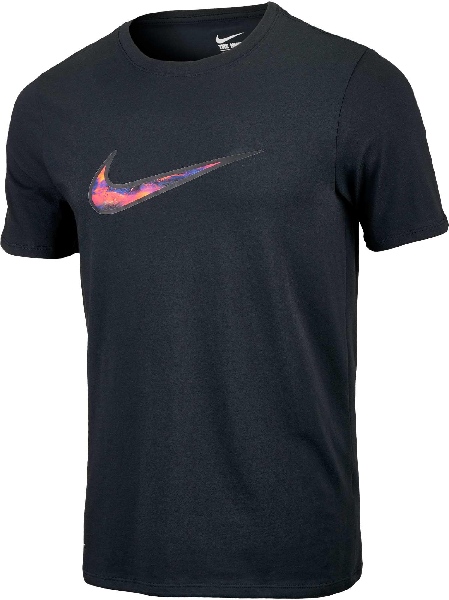 89289dd5e6a Nike CR7 Lava Swoosh Tee - Black CR7 Soccer T-Shirts