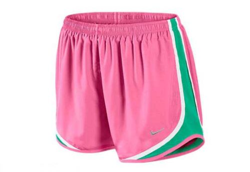 Nike Womens Tempo Short  Polarized Pink/White