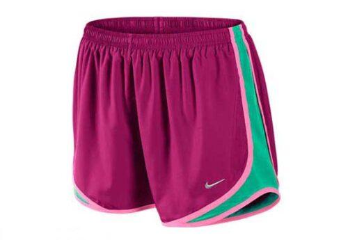 Nike Womens Tempo Short  Fuchsia/Pink