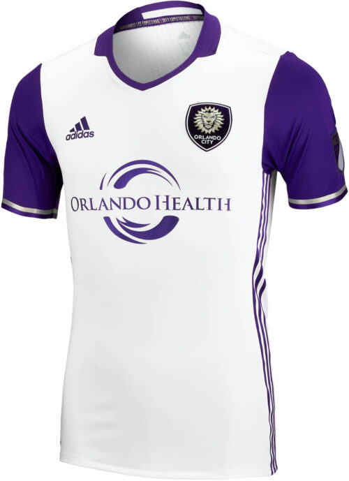adidas Orlando City SC Authentic Away Jersey 2016-17