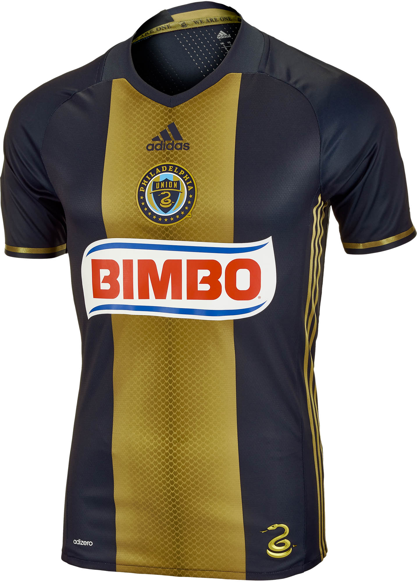 new product 76a92 70066 adidas Philadelphia Union Authentic Home Jersey 2016