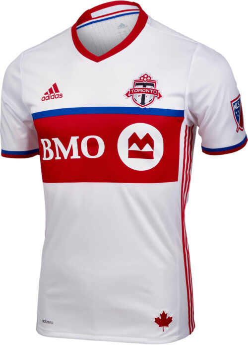 adidas Toronto FC Authentic Away Jersey 2016