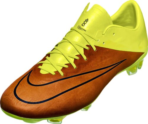 Nike Mercurial Vapor X FG – Tech Craft – Canvas/Volt