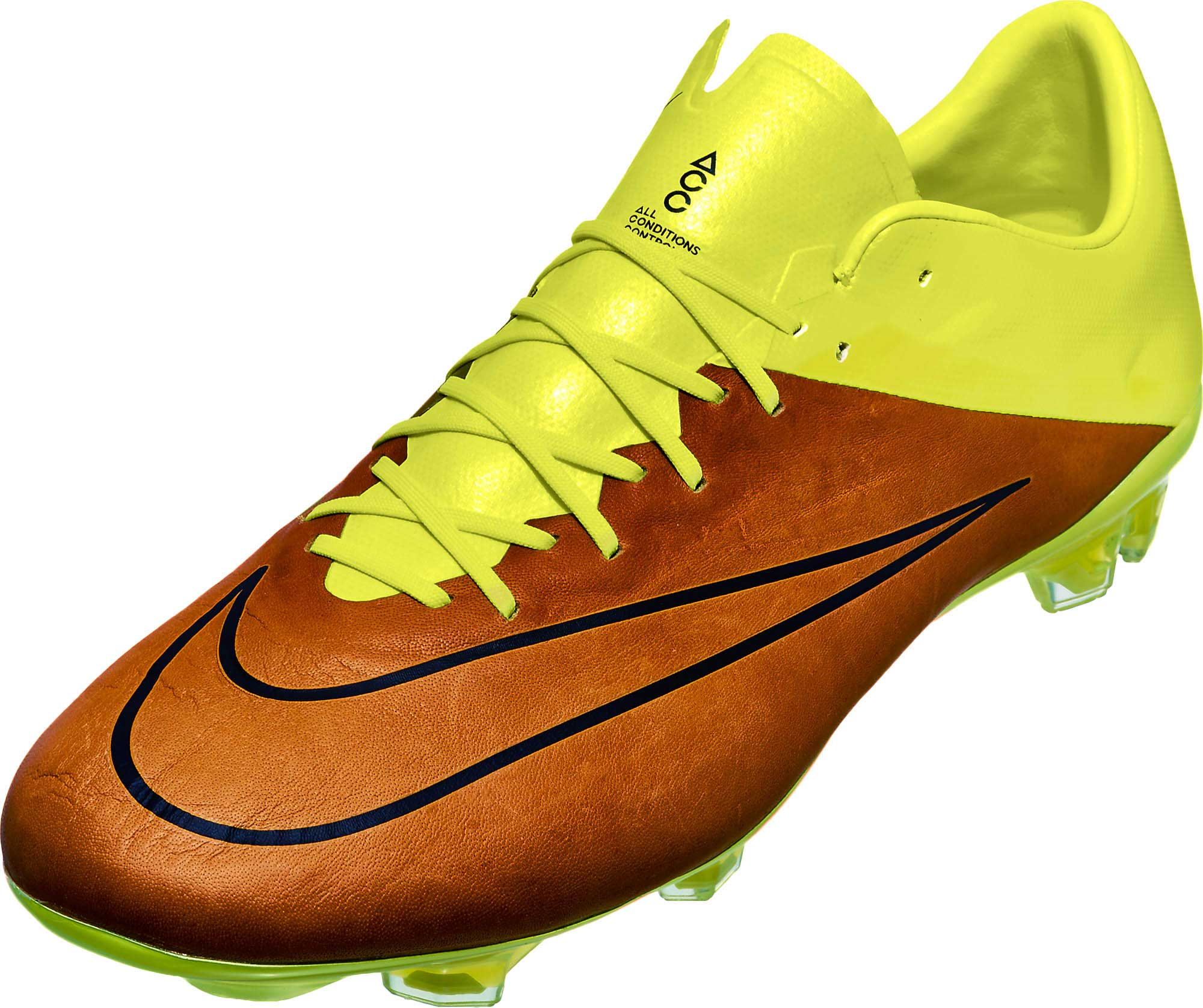 31a0a5e5ada6 Nike Mercurial Vapor X - Volt Tech Craft Nike FG Soccer Cleats