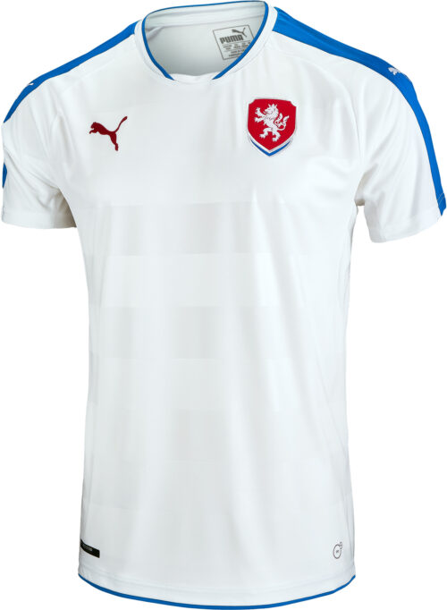 PUMA Czech Republic Away Jersey 2015-16