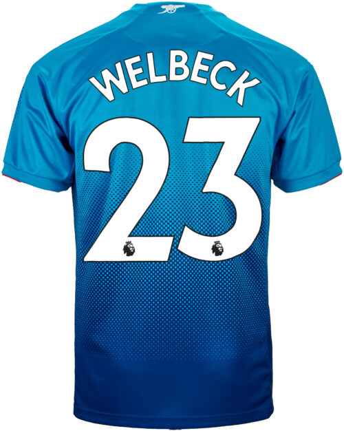 Puma Danny Welbeck Arsenal Away Jersey 2017-18