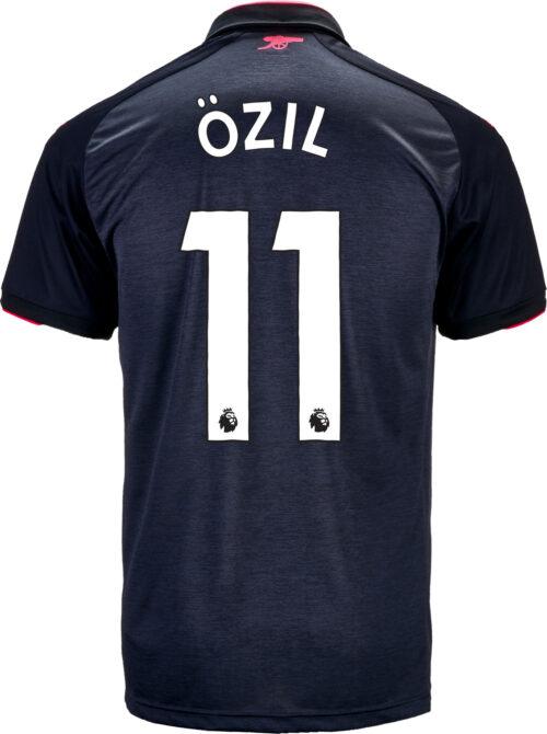 2017/18 Puma Mesut Ozil Arsenal 3rd Jersey