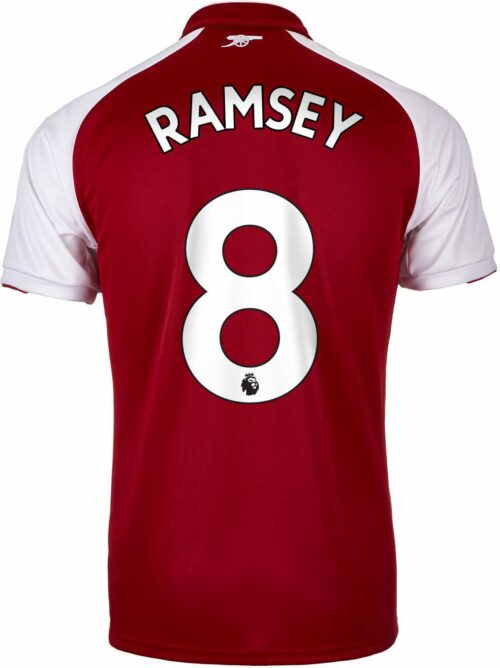 low priced 67054 7dcc5 Aaron Ramsey Jersey - Ramsey Arsenal Jerseys and Gear