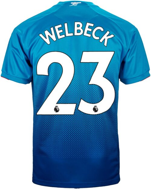2017/18 Kids Puma Danny Welbeck Arsenal Away Jersey