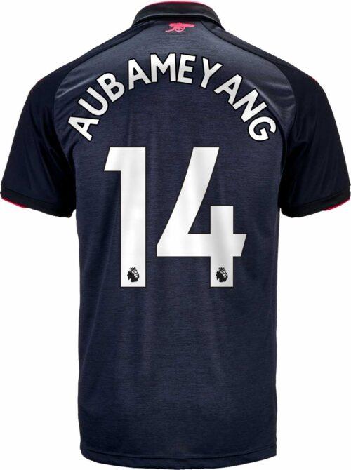 2017/18 Kids Puma Aubameyang Arsenal 3rd Jersey