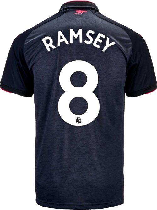 2017/18 Kids Puma Aaron Ramsey Arsenal 3rd Jersey