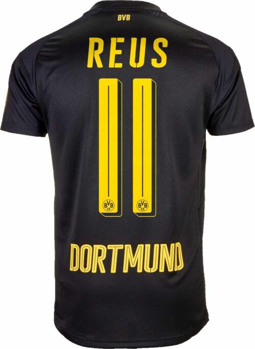 2017/18 Puma Marco Reus Borussia Dortmund Away Jersey