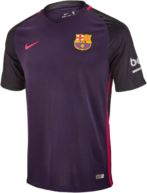 Nike Kids Barcelona Away Jersey 2016-17