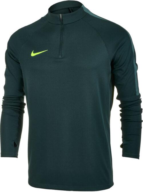 Nike Football Drill Top – Seaweed/Hasta