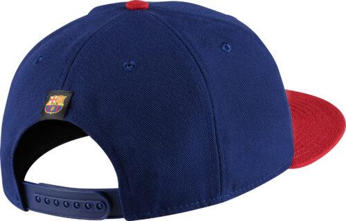 Barcelona True Adjustable Hat – Loyal Blue/Sorm Red