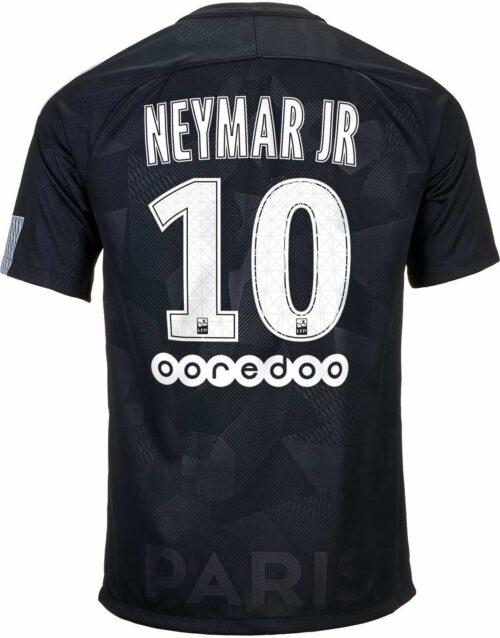 Nike Kids Neymar PSG 3rd Jersey 2017-18