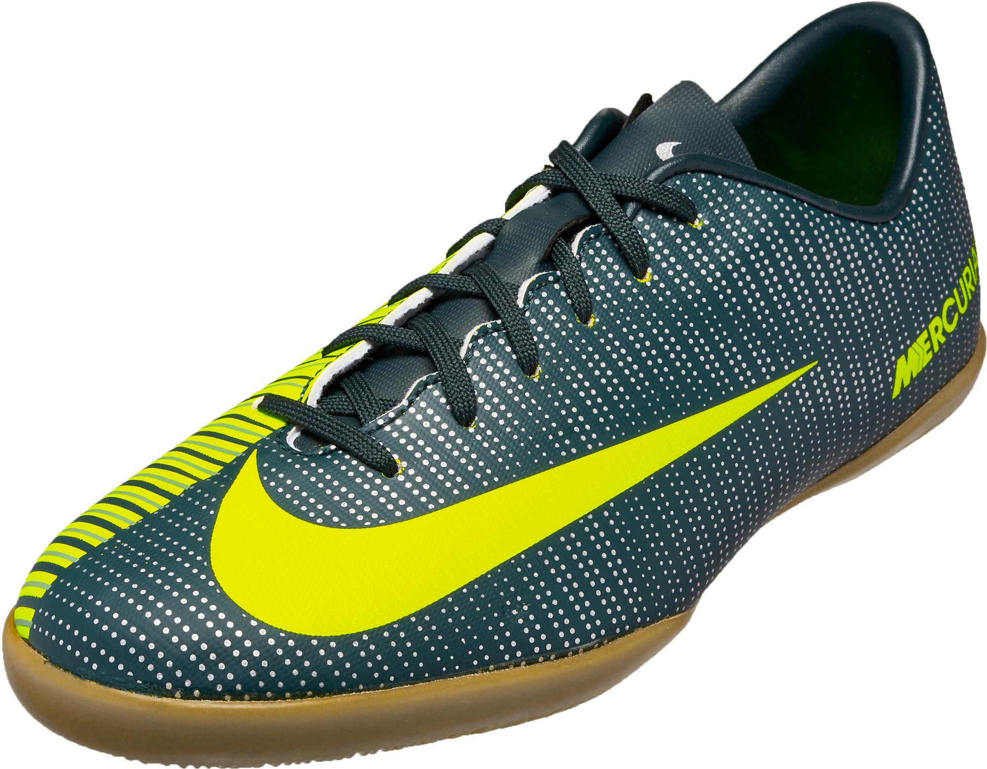 separation shoes 6af92 4dadb Nike Kids Mercurial Vapor XI IC – CR7 – Seaweed Hasta