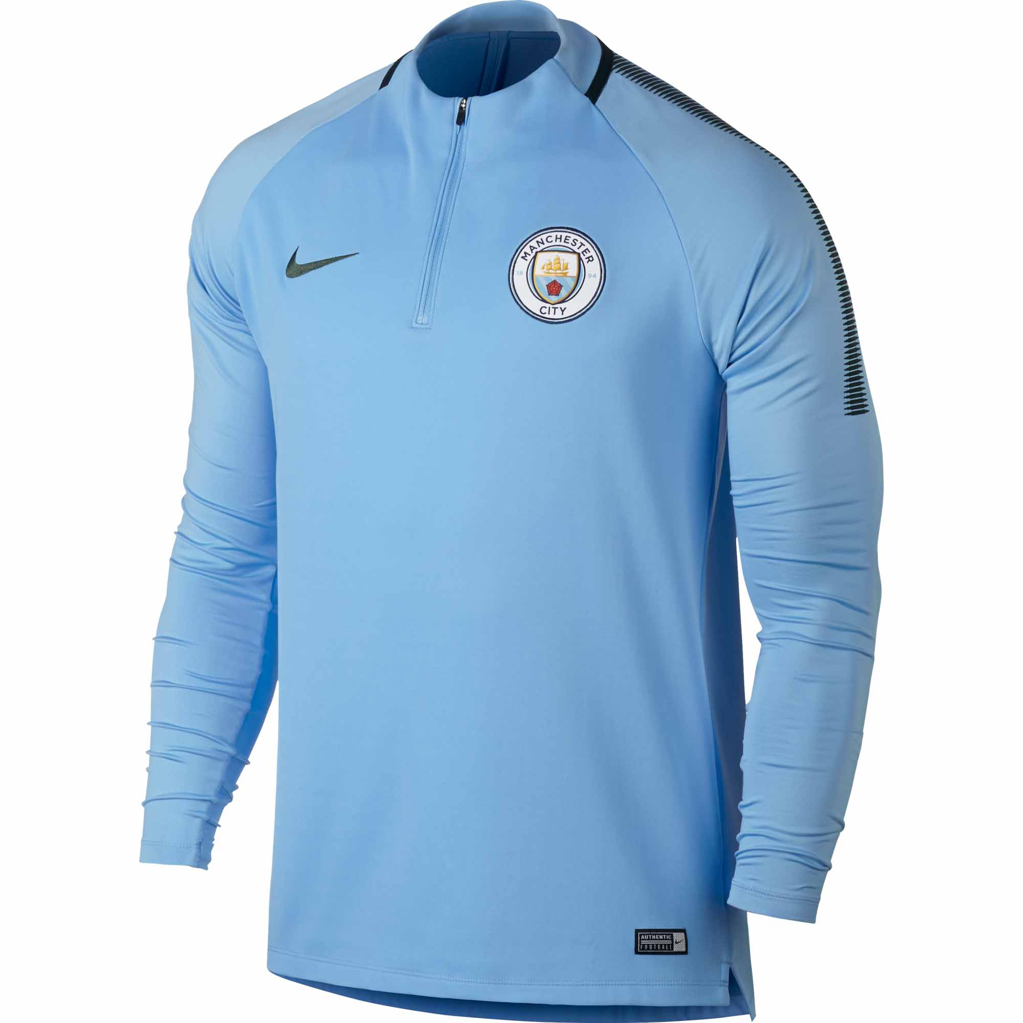 Nike Manchester City Squad Drill Top