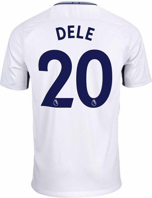2017/18 Nike Dele Alli Tottenham Home Jersey