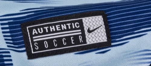 Nike Tottenham Pre-Match Top – Light Armory Blue/Binary Blue